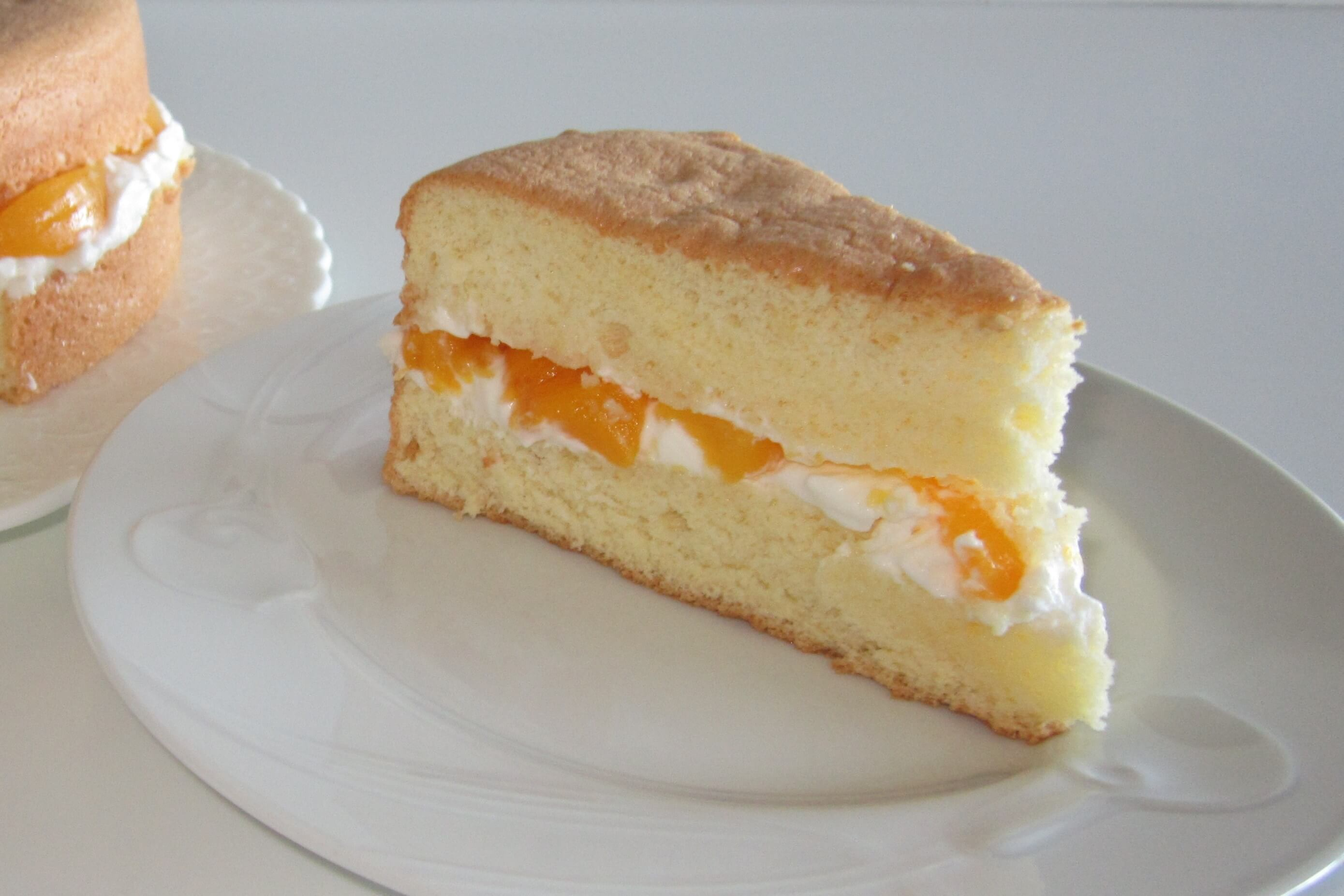 Cake Cream With Egg White