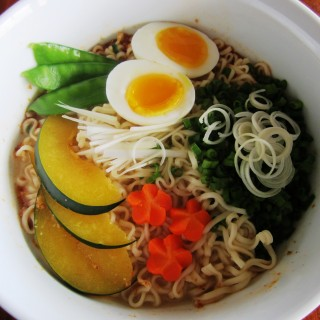 Miso Ramen •  味噌ラーメン  |  JAPAN 5