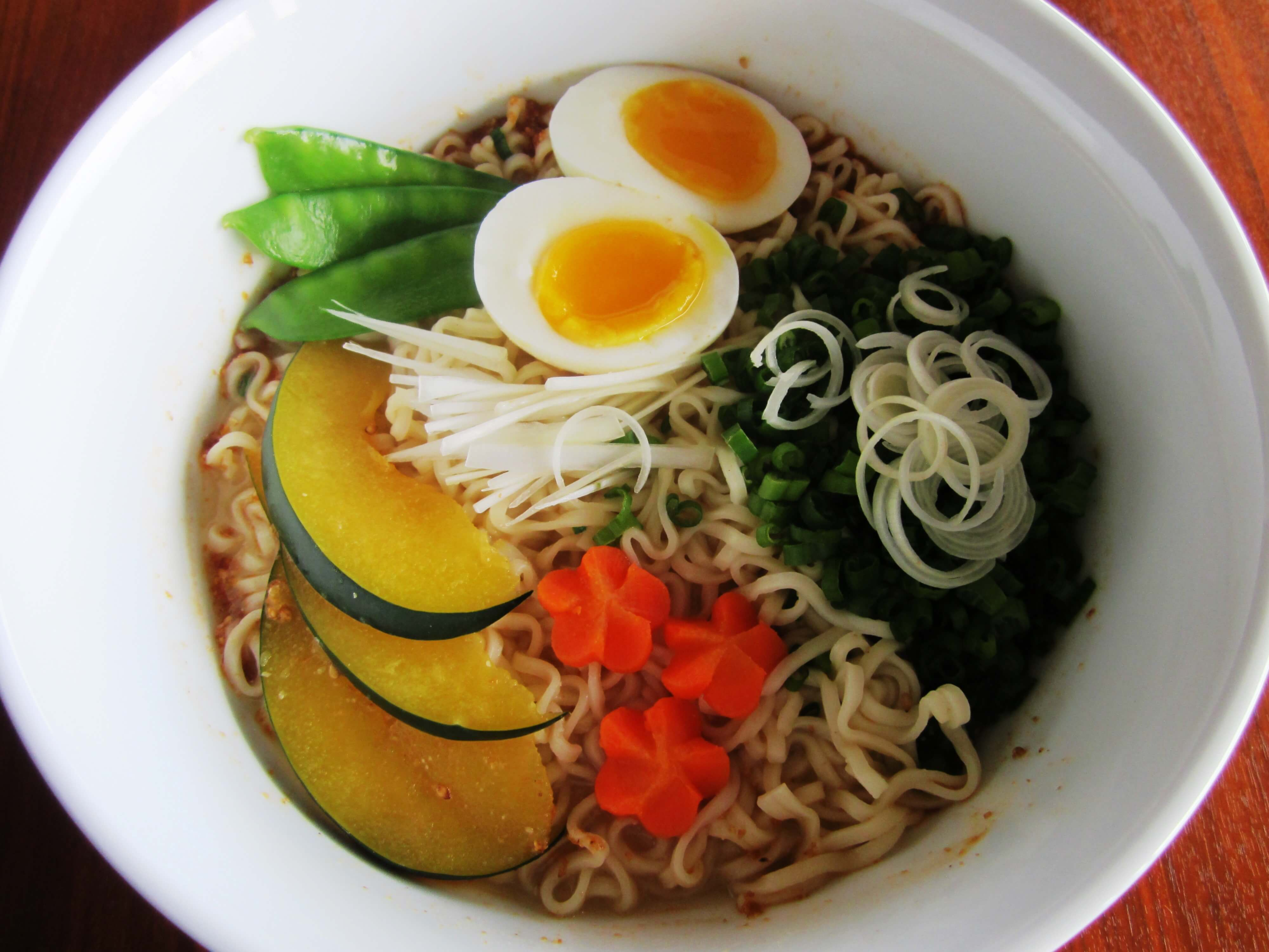 an overview of ramen its history and ingredients Overview food first en cattle ranching was not practiced on a large scale throughout most of korean history because of its intensive land ingredients.