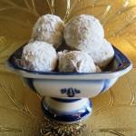 Russian Tea Cakes | Fae's Twist & Tango
