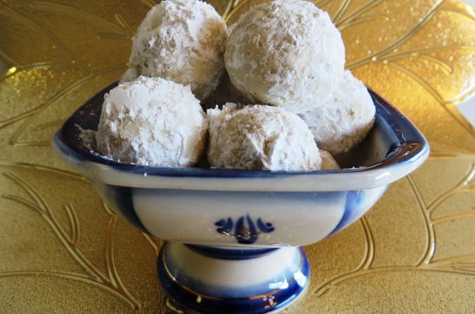 Russian Tea Cakes Fae's Twist & Tango