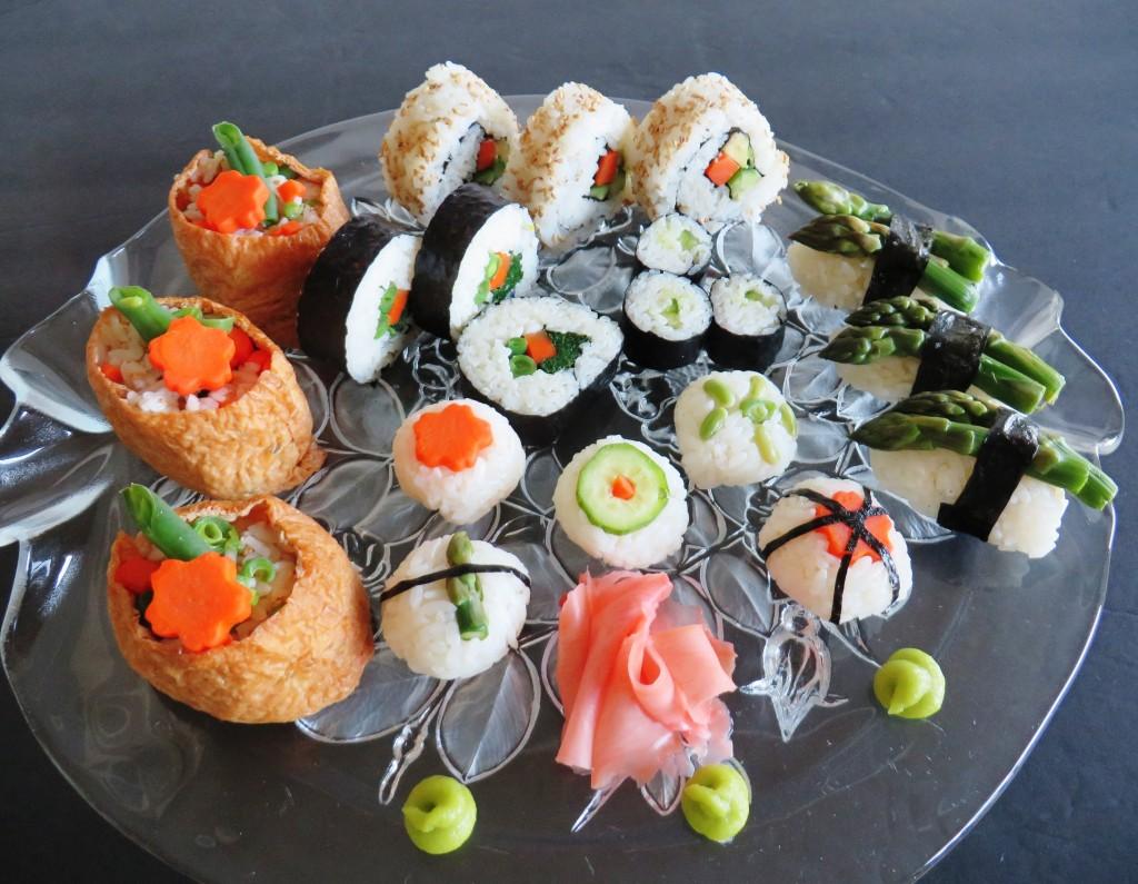 Sushi Platter | Fae's Twist & Tango