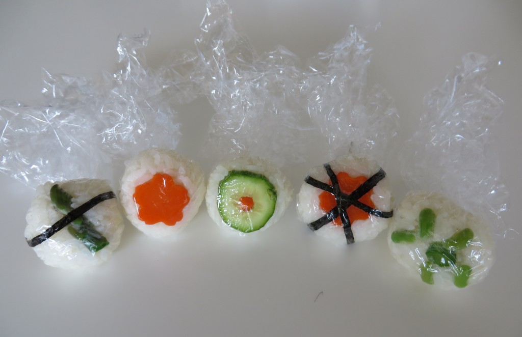 Temari Sushi  | Fae's Twist & Tango