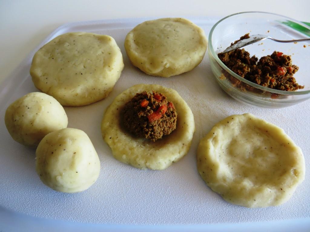 Potato Kuku | Kuku Sibzamini کوکو سیبزمینی | Fae's Twist & Tango