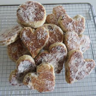 Welsh Cake • Pice ar y maen