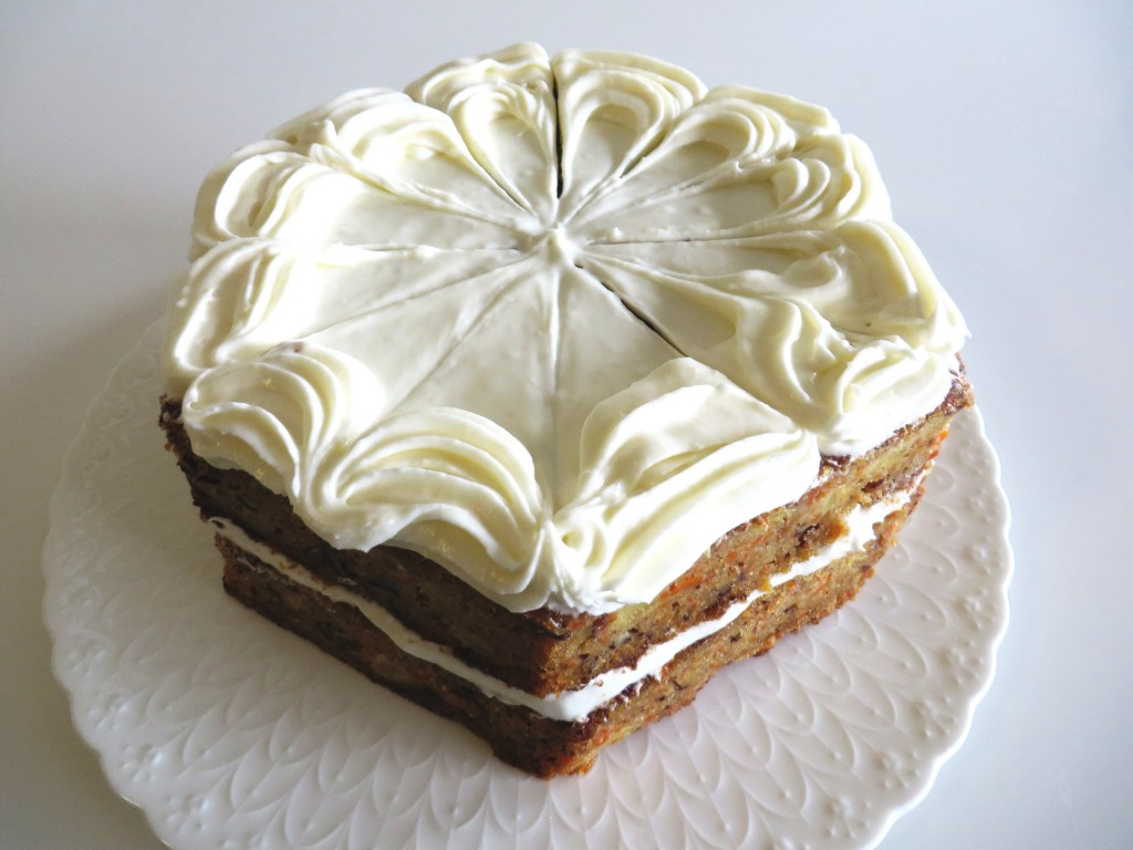 Carrot Cake | Fae's Twist & Tango