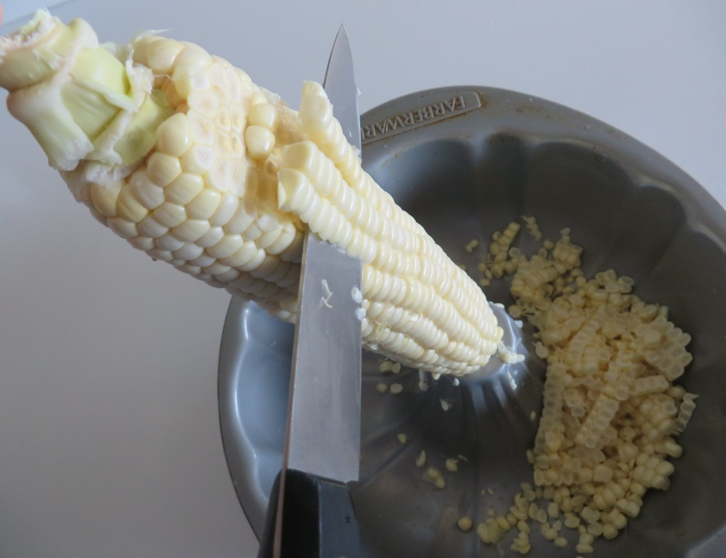 Corn Coulis | Fae's Twist & Tango