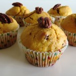 Pumpkin Muffin | Fae's Twist & Tango