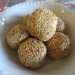 Sesame Balls   Fae's Twist & Tango