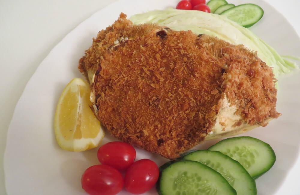Stuffed and Fried Crab Shell • カニ甲羅揚げ | Fae's Twist & Tango (fae-magazine.com)