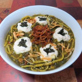 Ásh'e Reshteh •  آش رشته  •  Herb Noodles Soup