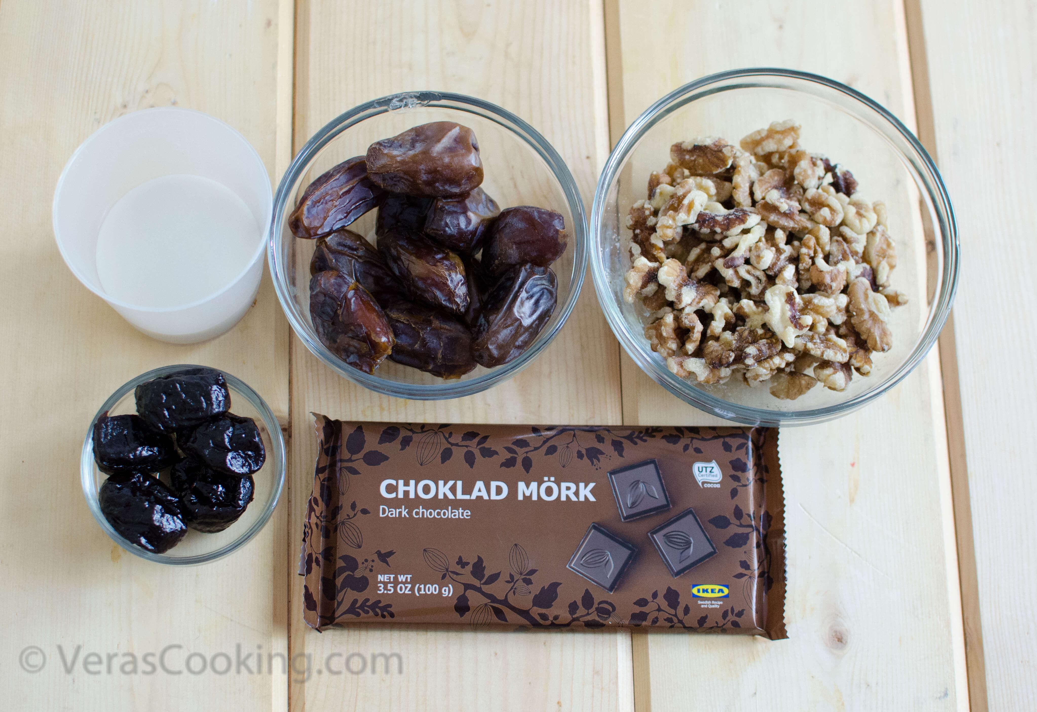 Chocolate Salami | Vera's Cooking (verascooking.com)
