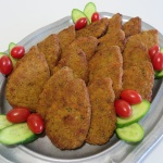 Kotlet • کتلت با گوشت بوقلمو • Turkey Meat Cutlets | Fae's Twist & Tango (fae-magazine.com)