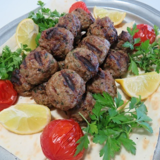 Keftedes • Greek Meatballs